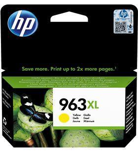 Cartucho amarillo Hp nº963xl - 1600 páginas - compatible según especificaci 3JA29AE - 3JA29AE