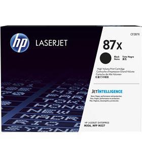 Toner negro Hp CF287X jetintelligence - nº87x - 18000 páginas - compatible - CF287X