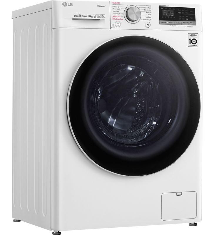 Lavadora Lg F4WV510S0 10,5 kg 1400 rpm clase a+++ -40% wifi - 72637283_6926571974