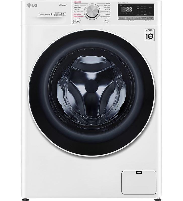 Lavadora Lg F4WV510S0 10,5 kg 1400 rpm clase a+++ -40% wifi - 72637283_2393509140