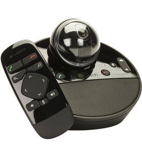 Webcam Logitech bcc950 conferencecam 1920x1080 mando a distancia cable usb 960-000867 - 5099206038776