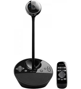 Logitech -WEB BCC950 webcam bcc950 conferencecam 1920x1080 mando a distancia cable usb 960-000867 - 5099206038776
