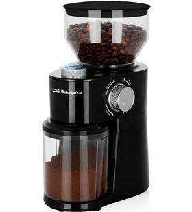 Molinillo cafe Orbegozo MO3400 2-12 tazas negro Molinillos sartenes - MO3400