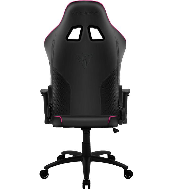 Silla gamer Thunderx3 bc3 boss fuchsia grey pink - marco acero - resposabra BC3BOSSFU - 74940212_8043743919