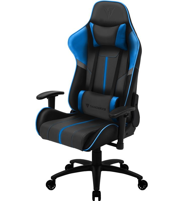 Silla gamer Thunderx3 bc3 boss ocean grey blue - marco acero - resposabrazo BC3BOSSOC - 74940213_4992942453