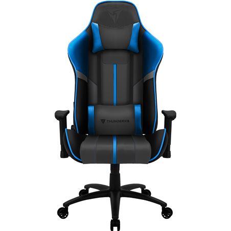 Silla gamer Thunderx3 bc3 boss ocean grey blue - marco acero - resposabrazo BC3BOSSOC - TAC-SILLA BC3BOSSOC