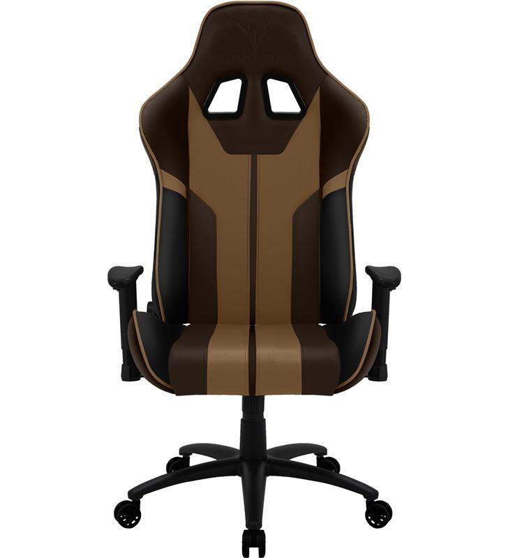 Silla gamer Thunderx3 bc3 boss chocolate brown - marco acero - resposabrazo BC3BOSSCH - 74940209_5915805301
