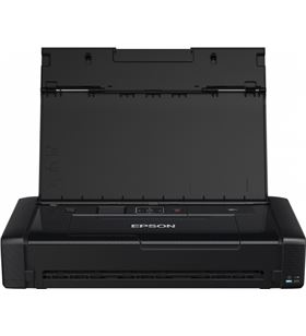 Impresora portátil Epson wifi workforce wf-110w - 14/11 ppm - pantalla lcd C11CH25401 - EP-IMP-WF-110W