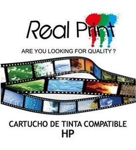 #000050 RPTHP301XLBK tinta compatible con cartucho hp 301xl negra - 6938345320931