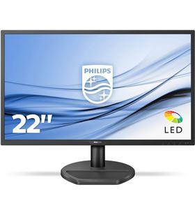 Monitor led multimedia Philips 221s8ldab - 21.5''/54.6cm full hd 221S8LDAB/00 - PHIL-M 221S8LDAB