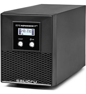 Sai línea interactiva Salicru sps 850 adv t - 850va/595w - 6*salidas ac 6A0EA000001 - 8436035923700