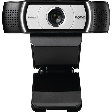 Webcam Logitech c930e color - fullhd - zoom 4x dig - 30fps - microfono 960-000972 - LOG-WEB C930E