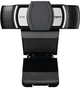 Logitech -WEB C930E webcam c930e color - fullhd - zoom 4x dig - 30fps - microfono 960-000972 - LOG-WEB C930E