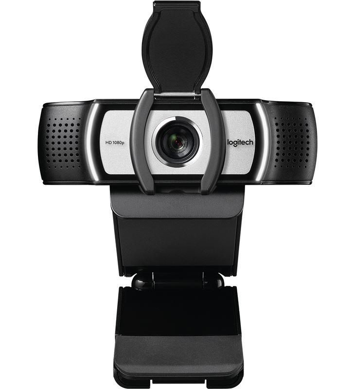 Webcam Logitech c930e color - fullhd - zoom 4x dig - 30fps - microfono 960-000972 - 18026598_7960570707