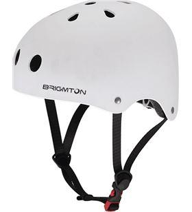Brigmton BH_1_B casco para scooter bh1 blanco Patínes scooters - BRIBH_1_B