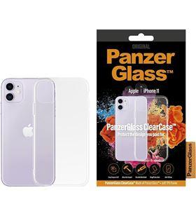 Sihogar.com carcasa transparente panzerglass 0209 para iphone 11 - acceso a todas las f - PANZ-FUNDA 0209