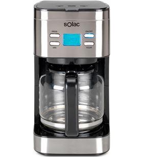 Cafetera de goteo Solac digital stillo cf4028 - programable - filtro perman S92010300 - SOL-PAE-CAF CF4028