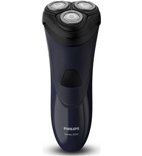 Afeitadora en seco Philips S1100/04 - cabezales flex 4 direcciones - cuchil - PHPAE-AFE S110004