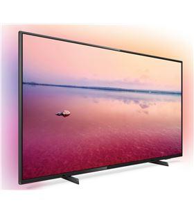 Philips televisión led 50'' 50PUS6704 4k uhd negro Televisores pulgadas - 50PUS6704