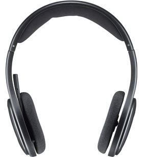 Auricular diadema inalambrico con microfono Logitech h800 nano receptor usb 981-000338 - LOG-AUR INAL H800