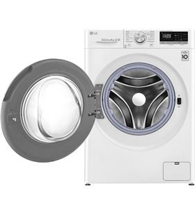 Lg lavadora carga frontal F4WN408N0 8 kg 1400 rpm clase a+++ -40% - 8806098571505