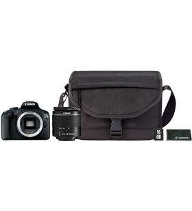 Canon 2728C057AA reflex eos2000d 18-55dc+ bolsa+sd+limpiador+tarjeter - 8714574664125