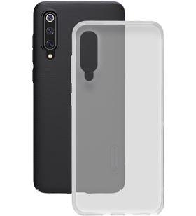 Funda flex tpu ksix Xiaomi mi 9t/ 9t pro transparente B9076FTP00 - CONB9076FTP00