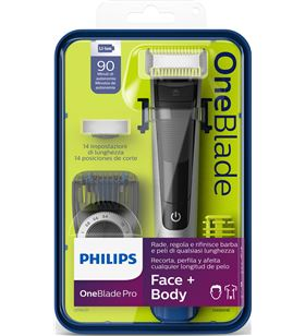 Philips QP6620_20 barbero de precision one blade qp6620/20 - PHIQP6620_20
