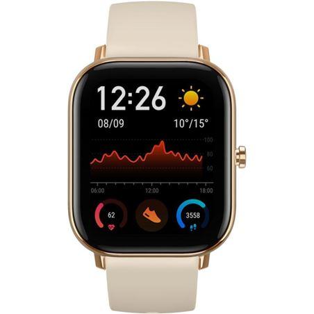 Xiaomi reloj inteligente huami amazfit gts desert gold - pantalla 1.65''/4.19cm - b gts dgold - HMI-RELOJ GTS DGOLD