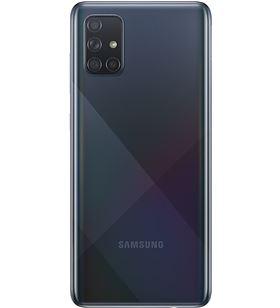 Movil Samsung galaxy a71 6.7'' 6gb 128gb 4 camaras azul A71 A715 DS BLA - SM-A715FZKUPHE