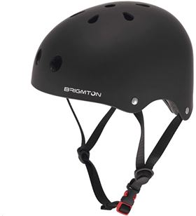 Brigmton BH_1_N casco para scooter bh1 negro Patínes scooters - BRIBH_1_N