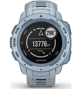 Garmin INSTINCT SEA FOam 45mm smartwatch resistente gnss gps ant+ bluetooth - +22047