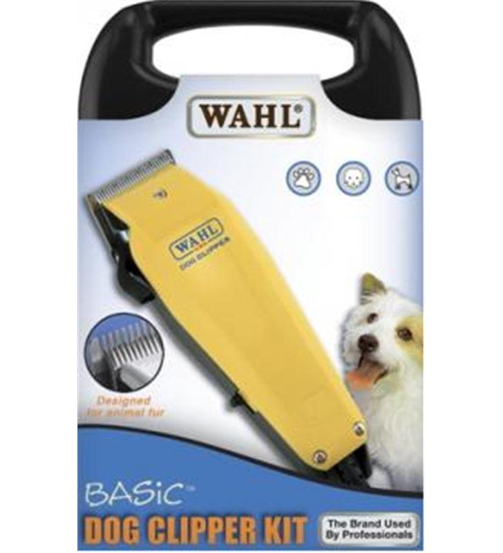 Wahl 091602016 cortapelos a red para mascotas +estuche +peines - 14180350_9396