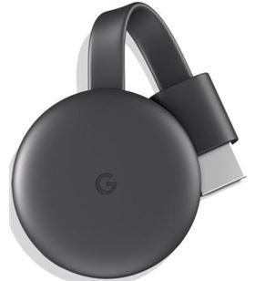Informatica chromecast 3 google ga00439-es hdmi negro - 0842776106261