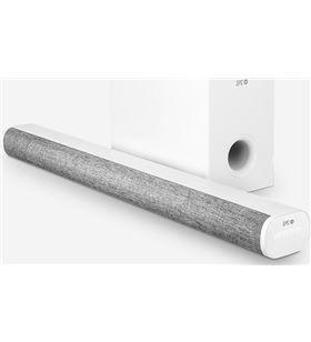 Spc 4555B barra de sonido suana blanca - 100w - canales 2.1 - subwoofer inalámbri - SPC-ALT 4555B