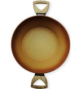Sihogar.com cacerola amercook ter0530 terracotta induccion 30cm tapa - TER0530