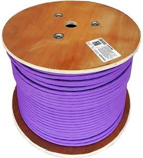 Bobina de cable Aisens A146-0368 - rj45 - cat 7 - s/ftp - awg23 con cpr - 3 - AIS-CAB A146-0368