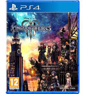 Sony KH III juego para consola ps4 kingdom hearts iii - SONY-PS4-J KH III