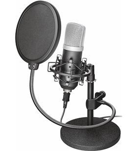 Micrófono usb profesional Trust gaming gxt252 emita streaming - soporte met 21753 - TRU-MIC 21753