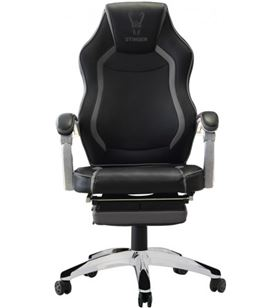 Silla gamer Woxter stinger station rx black - piston clase 4 - eje de acero GM26-010 - 37480215_2863384277