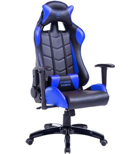 Silla gamer Woxter stinger station blue - piston clase 4 - eje de acero - r GM26-026 - WOX-SILLA GM26-026