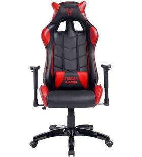Silla gamer Woxter stinger station red - piston clase 4 - eje de acero - re GM26-025 - WOX-SILLA GM26-025
