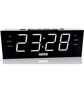 Radio reloj despertador Daewoo dcr-560 BXCQI10 Radio - 8413240605430