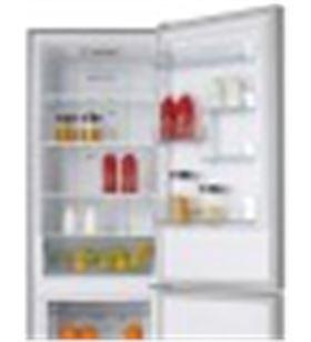 Candy frigorífico combi CVBNM 6182XP/S a+ inox Frigoríficos combinados - 8016361990951