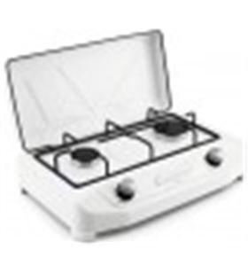 Comelec GC5112 hornillo de gas butano - 2 fogones Hornillos - 8436018202365