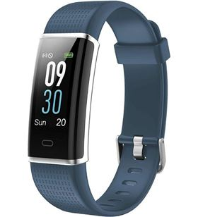 Pulsera fitness Sunstech fitlife hr azul FITLIFEHRBL - 8429015019098