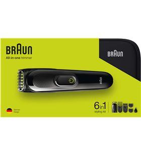 Barbero multigroomer Braun MGK3921 barbero afeitadoras - BRAMGK3921