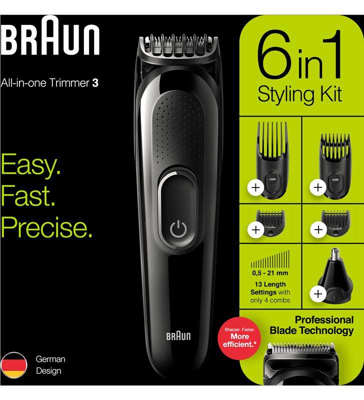 Braun MGK3220 barbero multigroomer barbero afeitadoras - 78273603_7006807333