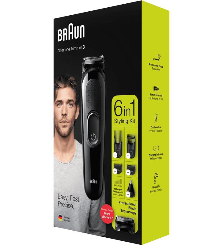 Braun MGK3220 barbero multigroomer barbero afeitadoras - 78273603_3297995428