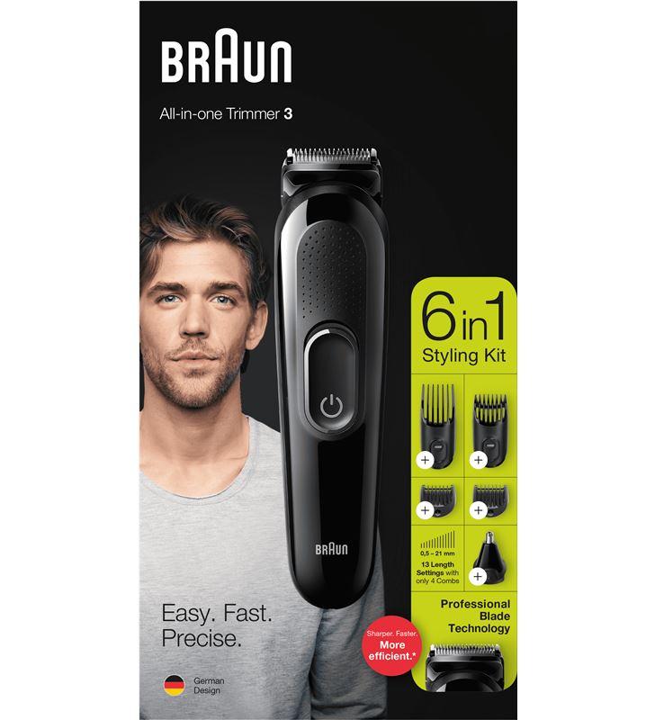 Braun MGK3220 barbero multigroomer barbero afeitadoras - 78273603_3586342192